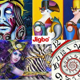 Jigsaw Puzzles Online - Jigbo