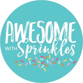 Awesome with Sprinkles