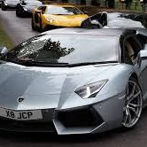Beautiful super sports cars