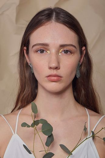 Gwendolyn Earrings in Rhodium