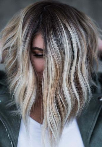 65 Coolest Bronde Hair Color Ideas for 2018