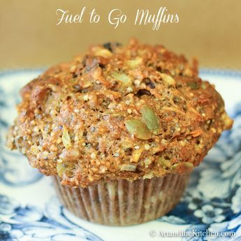 Fuel to Go Muffins