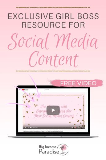 The Resource All Entrepreneurs Need For Their Social Media Content