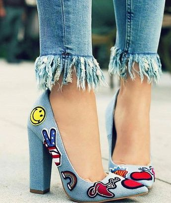 Gorgeous Shoes! More Colors - More Fall / Winter Fashion Trends To Not Miss This Season
