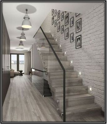 5 Interesting And Appealing Home Decor Ideas To Make Stairs Visually Appealing