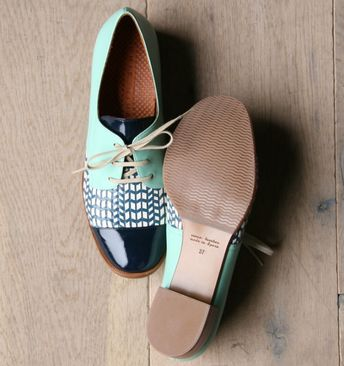 dreams and wishes MINT SHOES