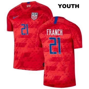 Soccer jersey template.sport t shirt design. Premium Vector
