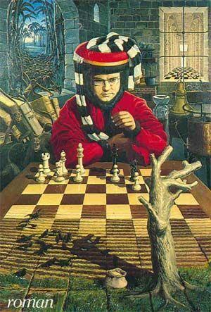 ChessBase com - Chess News - Fernando Arrabal: Musings on C