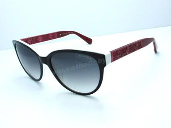 d482d5e23a 2014 Cheap Chanel A40966 Black Red Grey Gradient Butterfly Sunglasses On  Cyber Monday For Sale