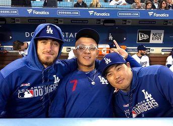 BELLI, Urias, & Ryu
