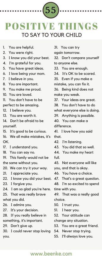 Conseils Maternité : Construire la confiance! 55 choses positives à dire à vo... , #choses #confiance #conseils #construire #maternite #positives, #MomFashion, Mom Fashion