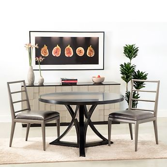 Redford House Furniture Floyd Round Dining Table