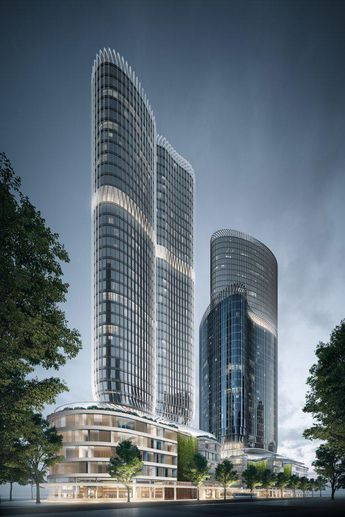 Property developer Gurner has released plans for a mixed-use development on the 10,000sq m South Melbournesite the company acquired earlier this mont