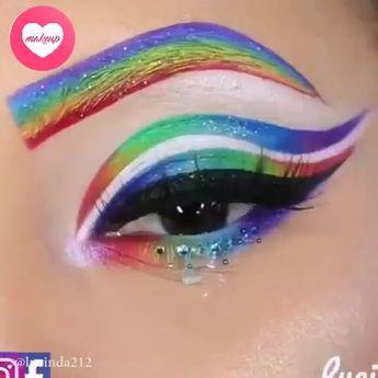 Creative makeup art tutorials 🤩