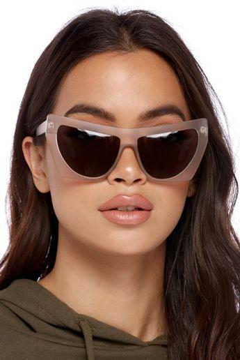 14b1b1871fcb9 Women Oversized Sunglasses Retro Vintage Fashion Brown Jac
