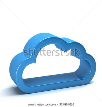 Cloud Web Computing icon