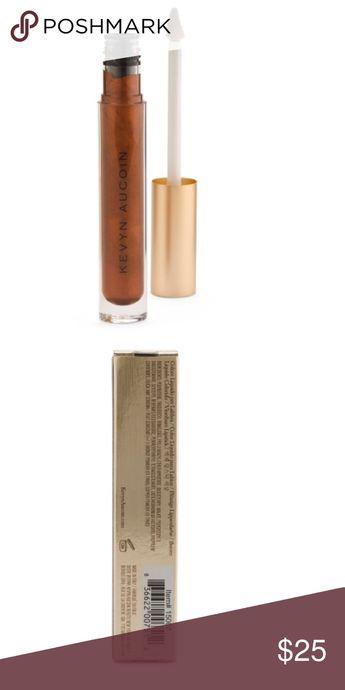 Kevyn Aucoin molten lip color - bronze Brand new bronze molten lip color Sephora Makeup Lipstick