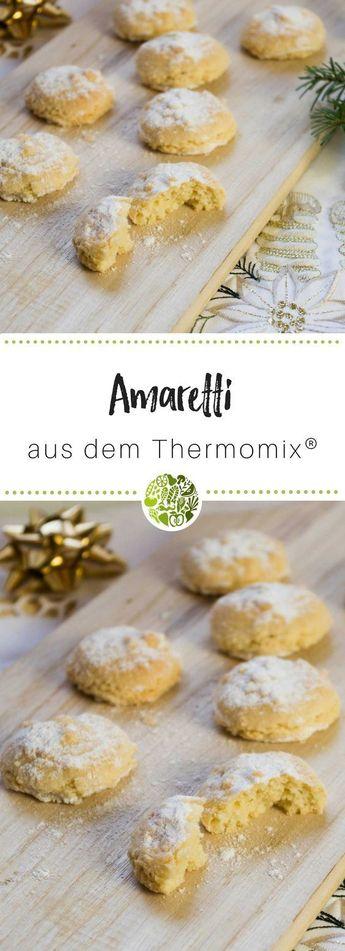 Amaretti aus dem Thermomix