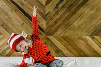 Santas Helper Free Crochet Elf Hat Pattern With Ears