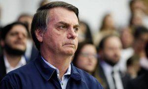 Amazônia é do povo brasileiro, diz Bolsonaro