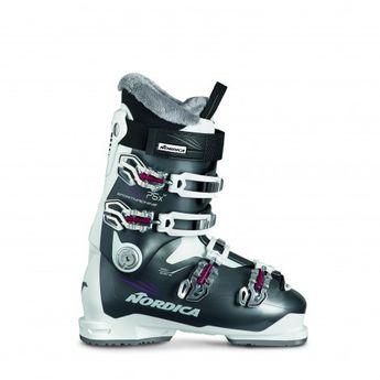 2c088329b56 De Wit Schijndel @dewitschijndel. 27w 0. Nordica Sportmachine 75X skischoenen  dames white anthracite purple