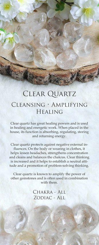 Clear Quartz Cuddle Stone / Clear Quartz Tumbled Stone / Clear Quartz Gemstone / Healing Gemstones / Cleansing Crystals / Amplifying Stone