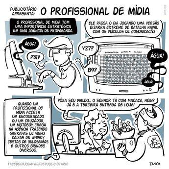 O Profissional de mídia - Publiciotário