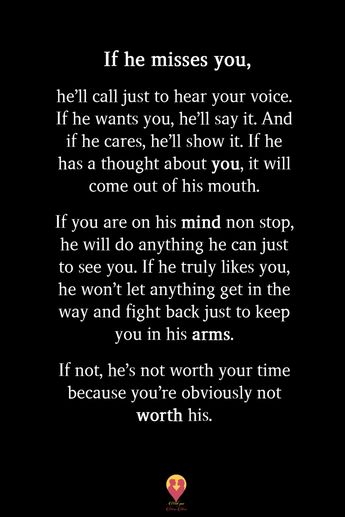 This is how you know he doesn't care!! Stop spending time missing someone who doesn't miss you!! #growth #notetoself
