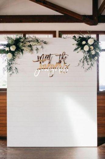 22+  ideas for vintage wedding backdrop ideas receptions brides #wedding #vintagewedding