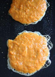 2-Ingredient Sweet Potato Pancakes