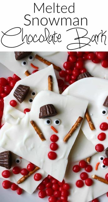 Christmas Bark Kids Can Make: 5 Fun Ideas