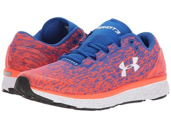 f1f1a7019 Under Armour Kids UA BGS Charged Bandit3 Ombre (Big Kid) Boys Shoes Ultra  Blue