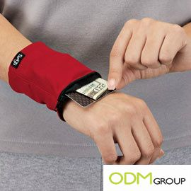 Promotional Idea - Coolest Wrist Wallet