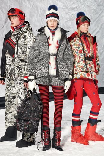 04e0b96717ae The complete Moncler 3 Grenoble Fall 2018 Ready-to-Wear fashion show now on