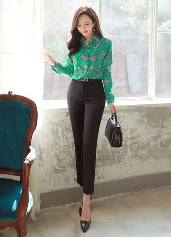 99 Popular Professional Spring Work Outfits Ideas For Women In 2019