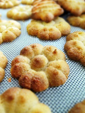 עוגיות חמאה לימוניות בלי גלוטן (בזילוף) - קולינריא - תפוז בלוגים