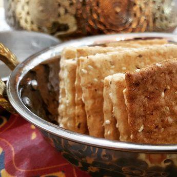 עוגיות ריפעת מרוקאיות מקמח כוסמין של דודה רחל