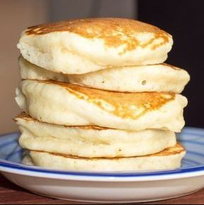 Fluffy Fluffy Pancakes - Trusted Food Recipes