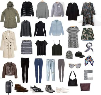 Spring Wardrobe: 2 Weeks in Europe