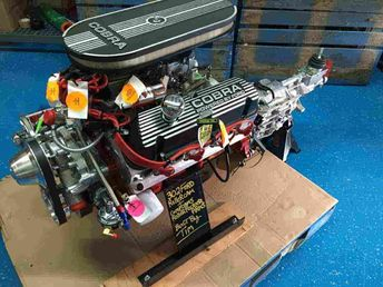 Leading Provider - Ford Mustang Crate Motors for Sale