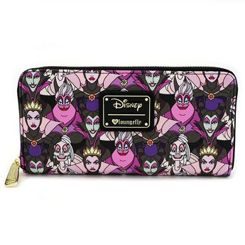 Wicked New Disney Villains Loungefly Bags