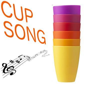 Cup Song en maternelle: J'aime l'école!