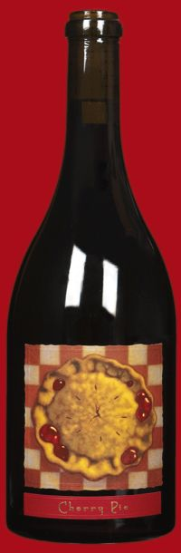 Cherry Pie - my favorite red wine!