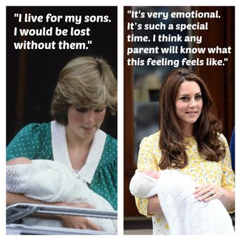 12 Times Kate Middleton Said Exactly What Princess Diana Would Have