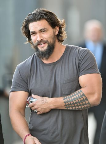 43 Times Jason Momoa Was So Hot, We Almost Called the Fire Department