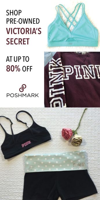 Buy and Sell Victoria's Secret and VS Pink clothes and bras at Poshmark! Install for Free now! Shipping is also fast and easy for sellers and buyers!