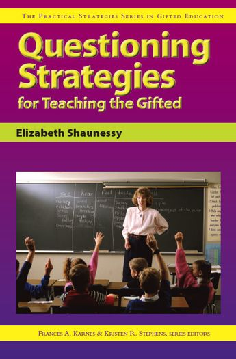 Questioning Strategies for Teaching the Gifted (eBook)