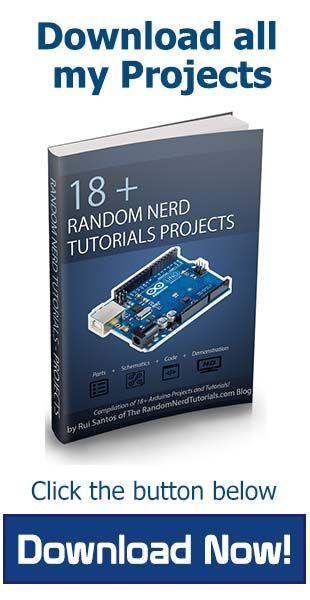 Complete Guide for Ultrasonic Sensor HC - SR04 | Random Nerd Tutorials