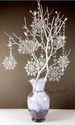 Aprende cómo hacer copos de nieve para decorar en navidad ~ lodijoella