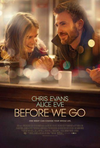 Before We Go Movie Poster Photo Mug Gourmet Tea Gift Basket